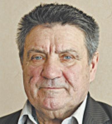Председатель союза садоводов Красноярского края Валерий Гладчук.