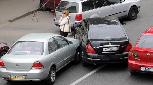 ДТП - не редкость на российских дорогах.