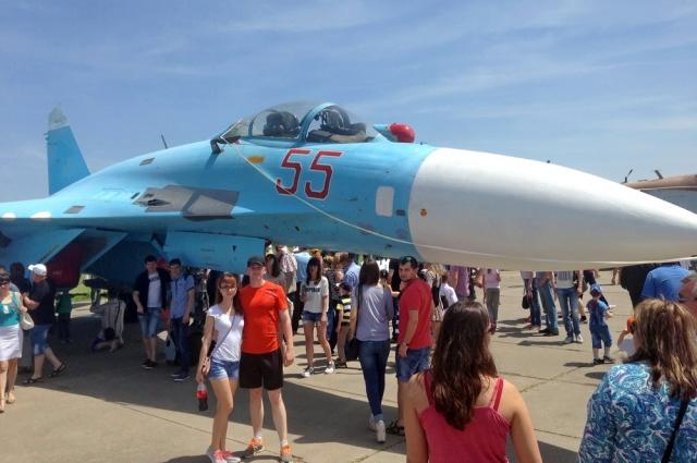 Михаил Еманов мечтал летать на истребителе с детства.