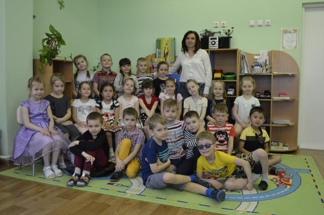 Воспитанники детского сада №266 готовятся к выпускному