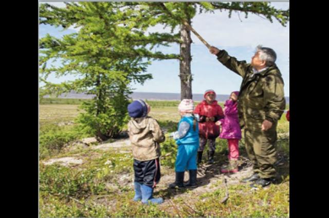Для малышей очень важно познавать мир родного края и сохранять традиции своего народа