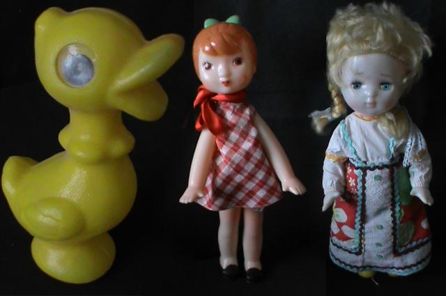 Когда вспоминаешь игрушки своего детства, кажется, что их сделали где-то далеко, в Москве, например. А оказывается, что они кузбасские.