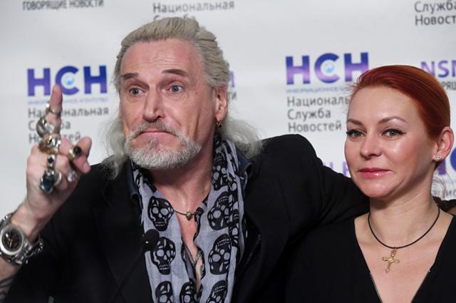 Никита Джигурда и Марина Анисина. 2018 г.
