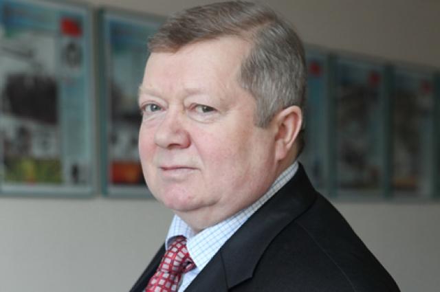 Виктор Вильгельм - профессор кафедры общественного здоровья и здравоохранения в ХМГМА