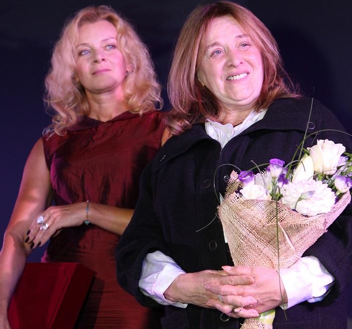 Анна и Маргарита Тереховы, 2012 г.