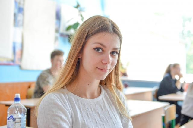 Анна Донских.