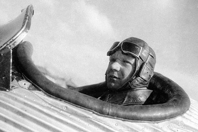 Иван Доронин, 1932 г.