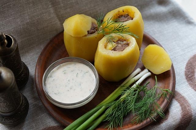 Турша - одно из старинных блюд.