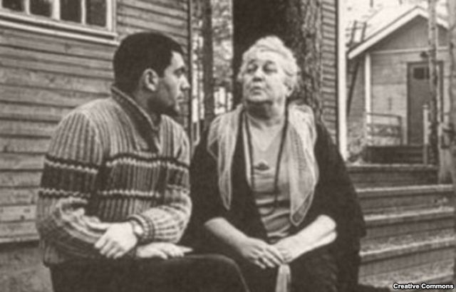 Анна Ахматова, Анатолий Найман