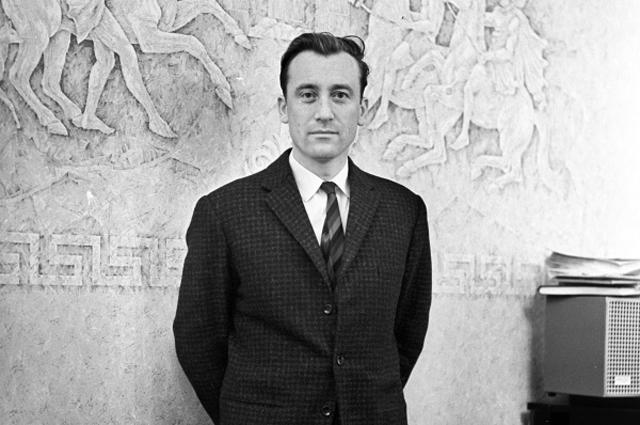 Родион Щедрин. 1966 год