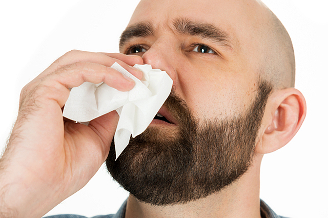 Кровь из носа несколько раз в день