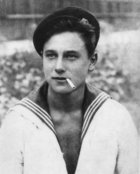 Георгий Юматов, 1943 год