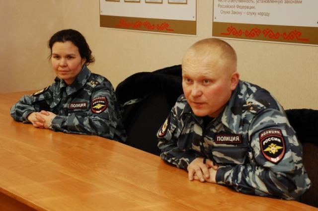 Александр Яноров и Мария Зверева, центр кинологической службы