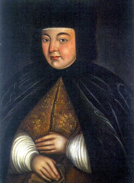 Наталья Кирилловна Нарышкина.