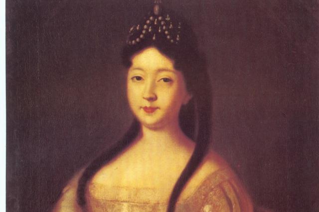 Царевна Анна Петровна.