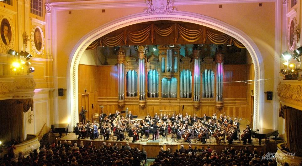 Уникальный орган в 1889 г. заказали в Париже.