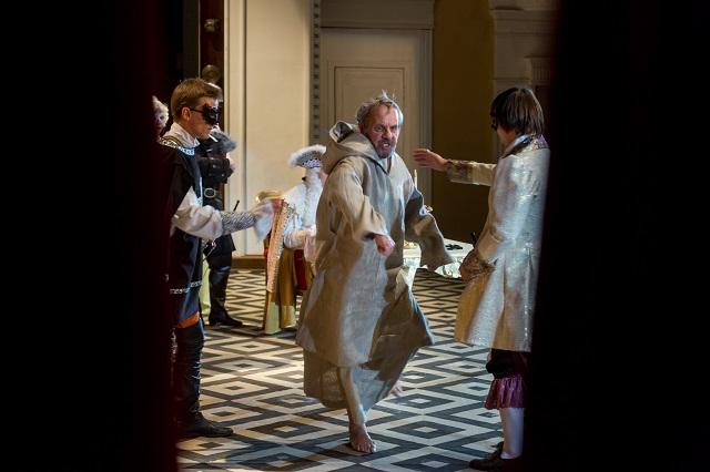 В Ночь искусств пензенцам расскажут истории из театрального закулисья.