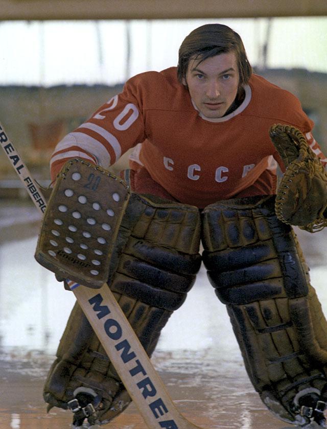 Владислав Третьяк, 1976 г.