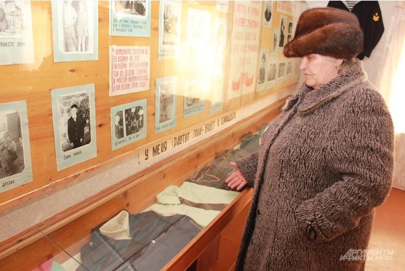 В доме-музее зимой холодно, несмотря на отопление