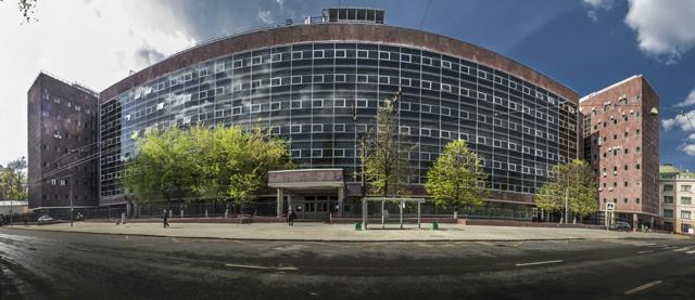 Здание Центросоюза.