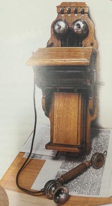 Телефон «Эриксон» 1896 года