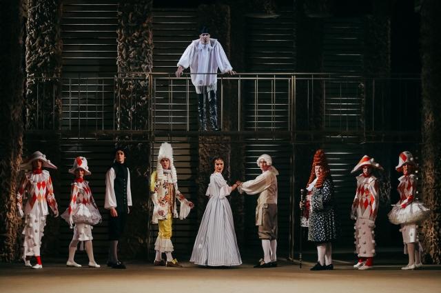 «Мирандолина», Тюменский драмтеатр.