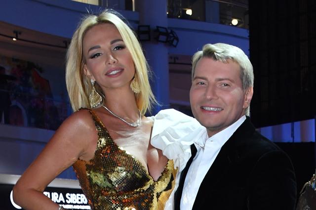 Виктория Лопырева и Николай Басков.