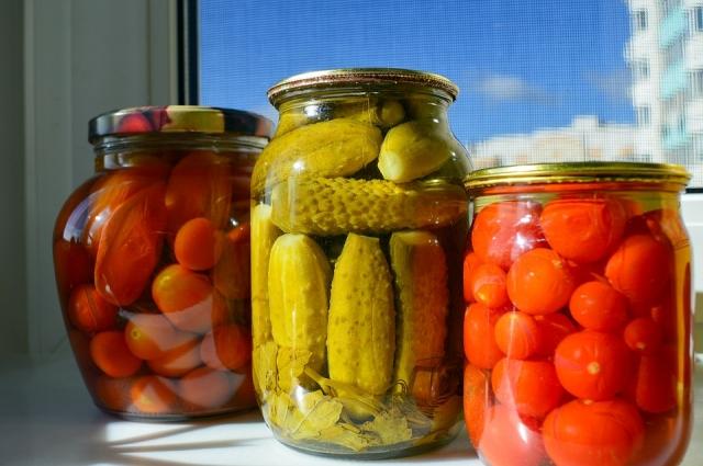 Солить овощи необходимо строго по рецепту.