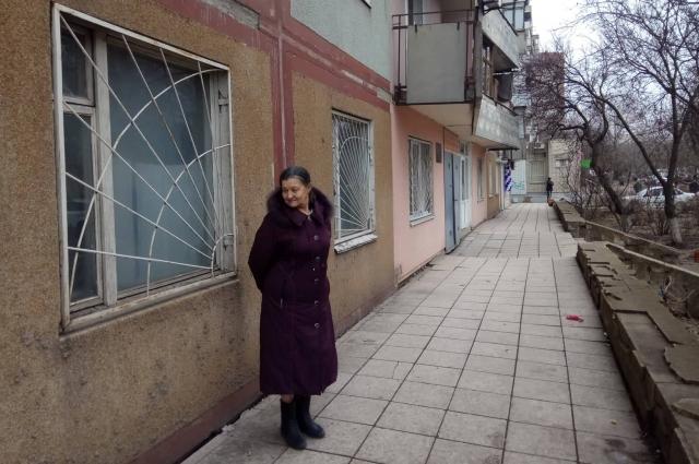 Место, где, по мнению Юлии Мошевой, можно сделать дверь