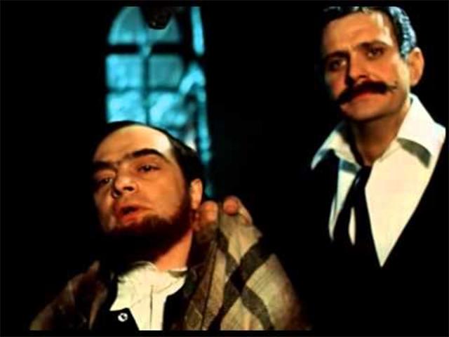 «Приключения Шерлока Холмса и доктора Ватсона: Собака Баскервилей», 1981 год.