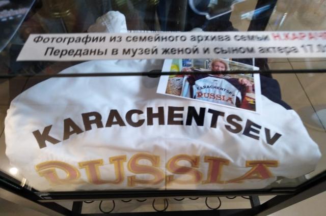 Караченцов был фанатом спорта.