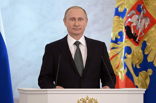 Владимир Путин, Послание президента федеральному собранию, 2014