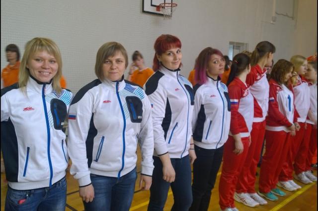 Женская сборная.