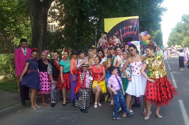 Карнавал в Шелехове