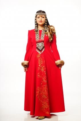 «Шорианка» - сплетение традиций и современности.