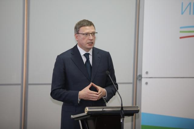 Для врио губернатора форум стал первым публичным мероприятием в Омске.