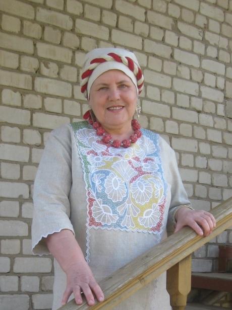 Директор Музея Гадов Тамара Горцева.