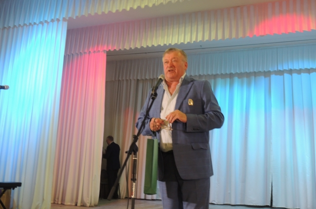 Президент Рязанского землячества пожелал учреждению процветания и стабильности