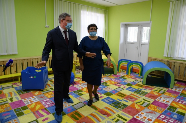 Власти планируют открыть ещё несколько дошкольных учреждений.