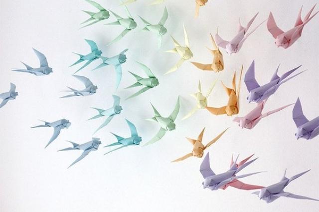 Кировчане смогут научиться искусству оригами.
