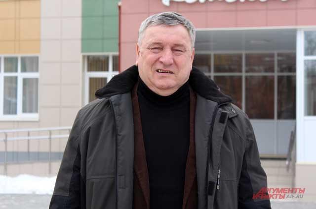 Владимир Вавилов работал водителем автобуса
