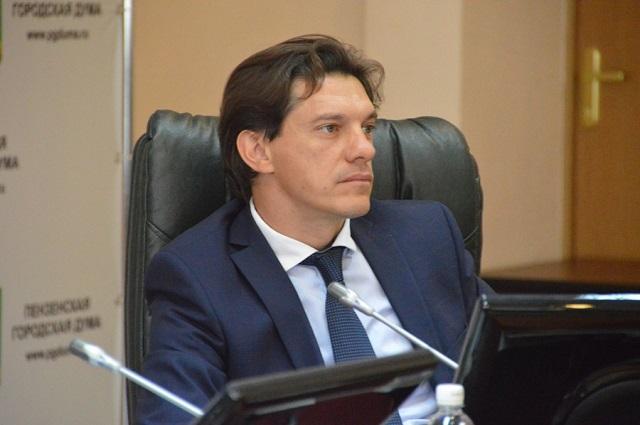 депутат Пензенской Думы Романи Петрухин