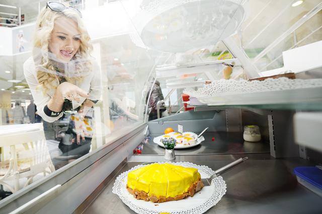торт, покупатель
