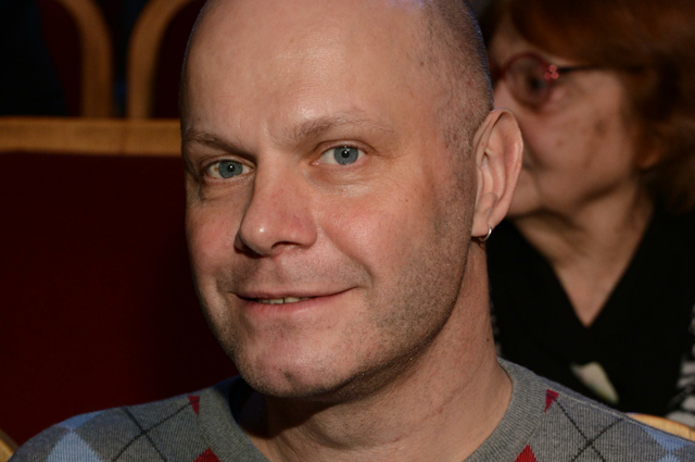 Алексей Кортнев.