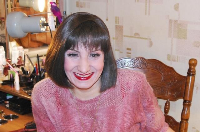 Людмила Фадеева: Чтобы хорошо сыграть в комедии, у актёра должен быть кураж.