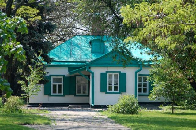В этом доме родился Антон Чехов