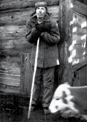 После ранения прадед не мог работать, но всю свою жизнь был помощником по дому.