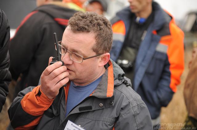Руководитель клуба «Майкоп OFF-Road» Артур Лаутеншлегер.
