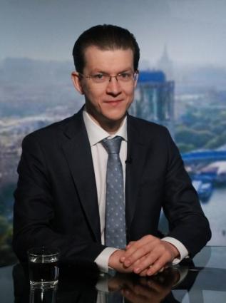 Заместитель председателя правления МКБ, возглавляющий ИТ-направление Сергей Путятинский.