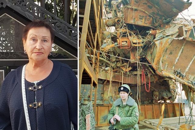 Виктория Станкевич: В том, что Алеша стал моряком есть и случайность, и закономерность.